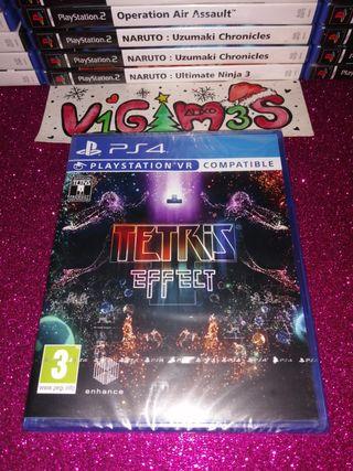 Tetris Effect ps4 ¡Nuevo! PlayStation 4