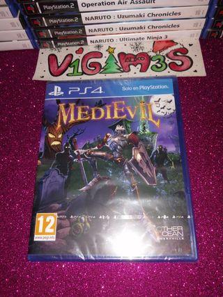 Medievil Ps4 PlayStation 4