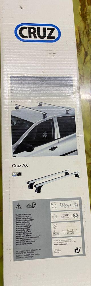 Baca Cruz AX - Opel Astra GTC H