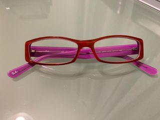 Gafas mujer Ray-ban modelo RB5094 violeta y rojo