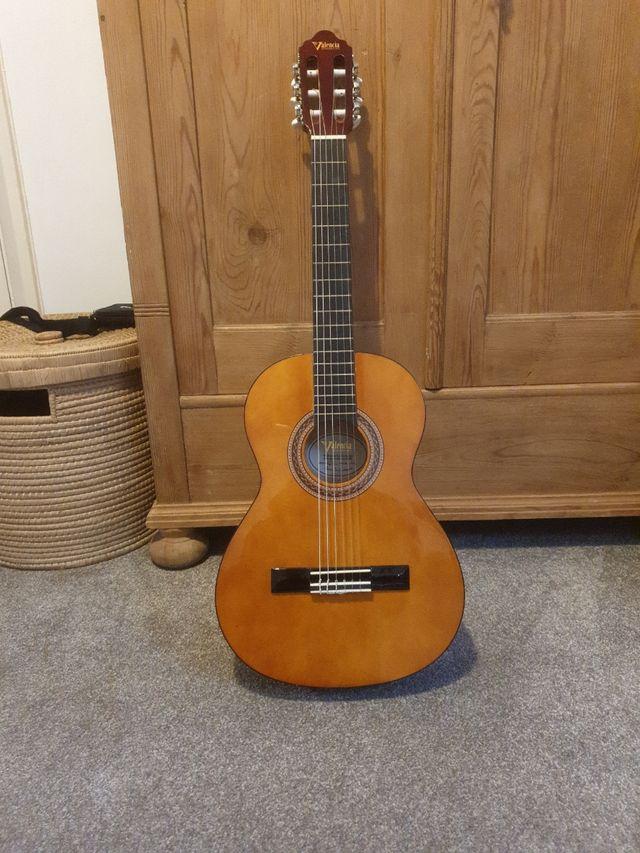 Valencia string guitar