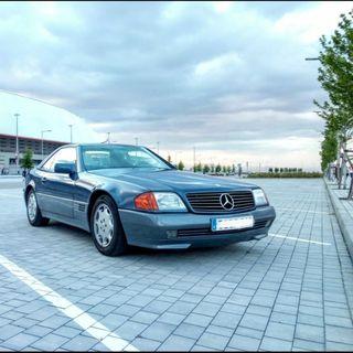 Mercedes-Benz SL 1991
