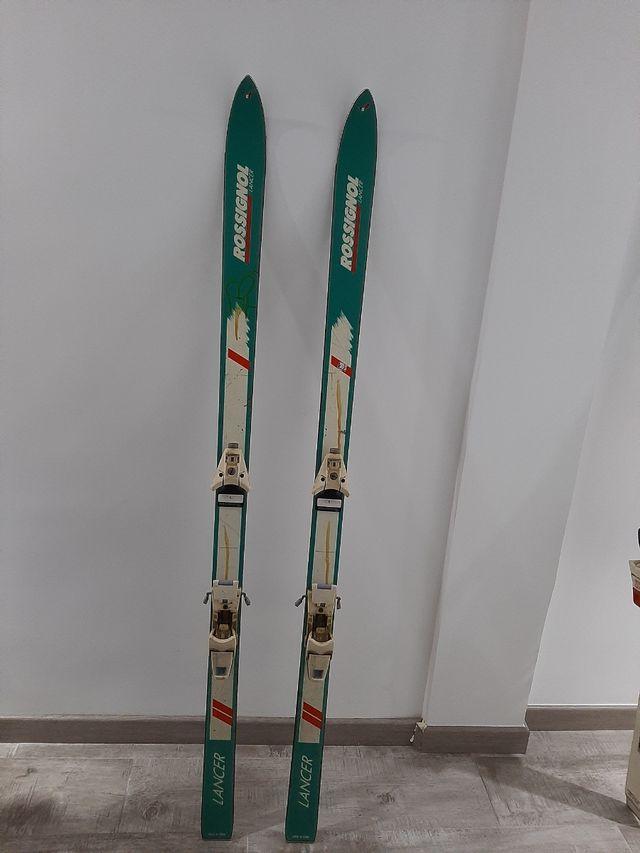 tabla de esquí.