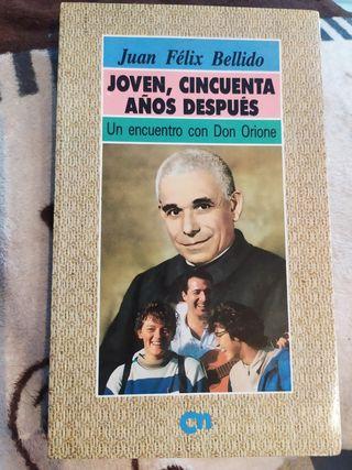 Joven, cincuenta años después. Juan Félix Bellido