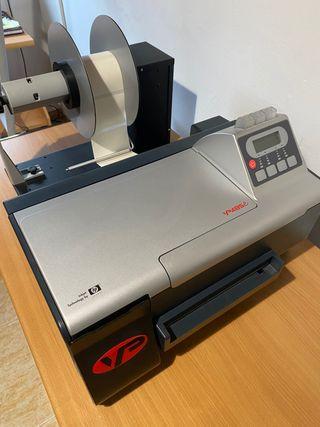 Impresora profesional etiquetas HP VP485e