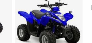 Motor quad Kymco Mxer 50