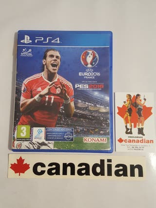 Pro Evolution Soccer 2016 Play 4