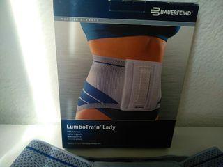 faja lumbar ortopedia LUMBOTRAIN LADY