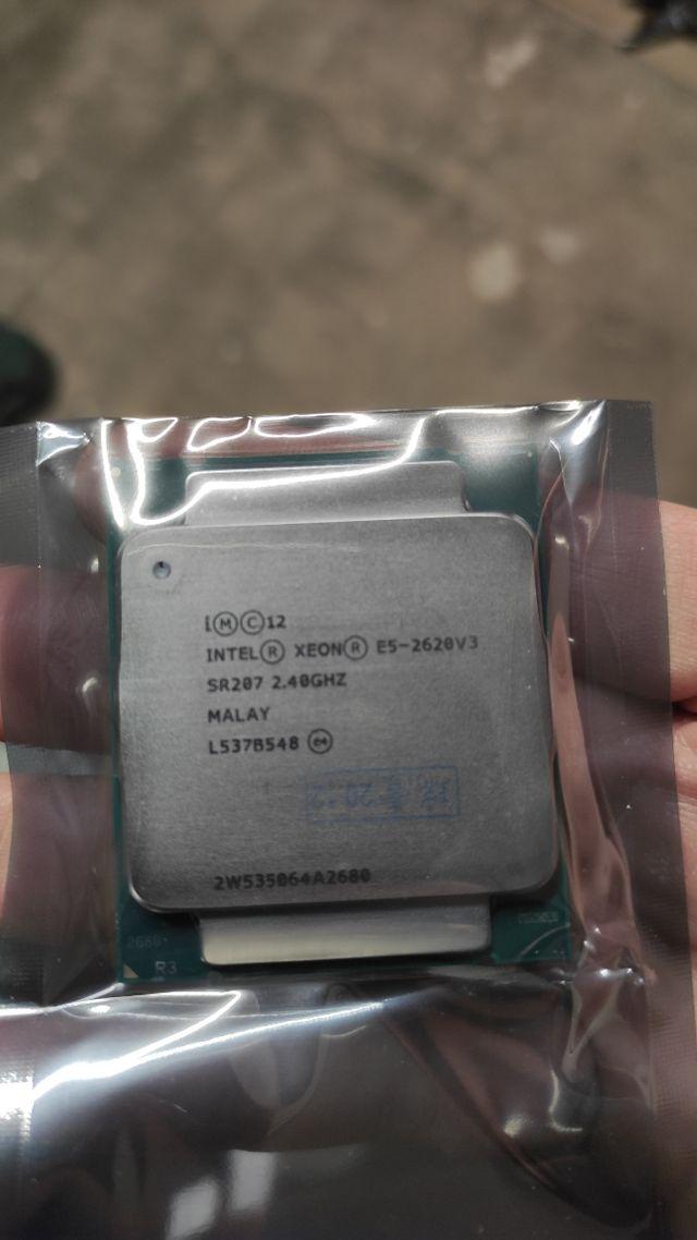 Xeon e5 2620 v3