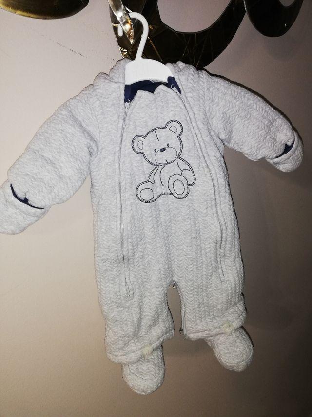 Buzo bebe Prenatal 1 a 3 meses