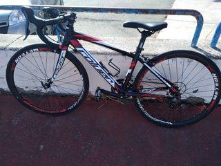 Bicicleta de carretera junior Colour 24