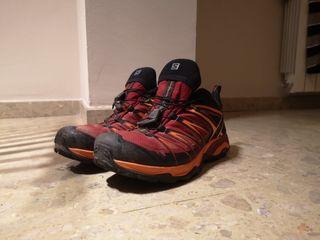 Zapatos Salomón Rojas