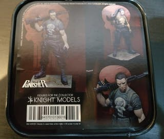 Marvel Punisher miniatura descatalogada