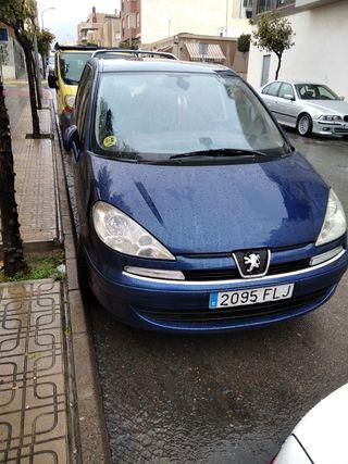 Peugeot 807 2007