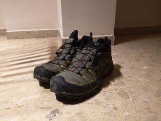 Zapatos Salomon U X ULTRA 3 GTX