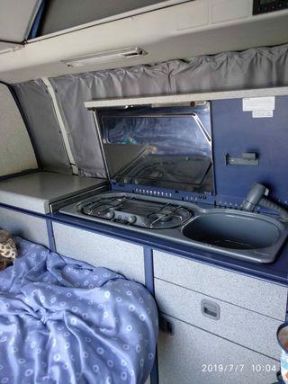 Furgoneta Camper Volkswagen California 1996