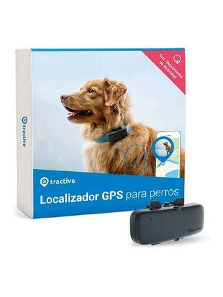 Tractive localizador GPS perros