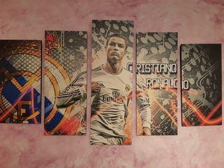 Cristiano Ronaldo cuadro