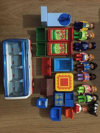 Playmobil 123 casa moderna