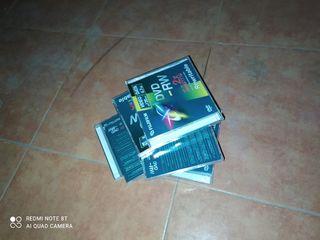 CDS NUEVOS CON PLASTICO