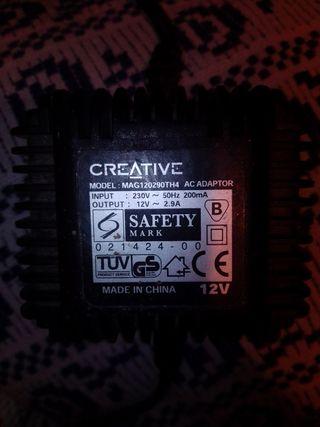 Creative inspire 5.1 5100