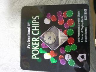 Póker precintado