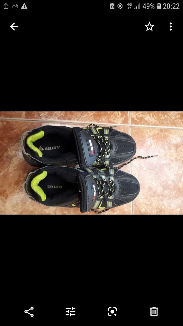 zapatillas de seguridad