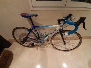 Bicicleta Italiana de carretera Viner