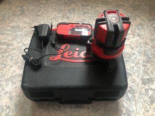 Nivel Láser Leica L4P1 + Detector RVL 100