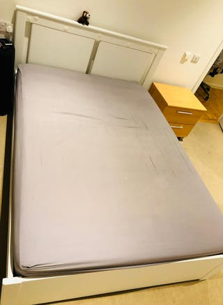 IKEA DOUBLE STANDARD MATTRESS