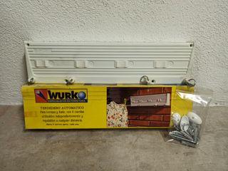 Tendedero automático Wurkz 4 cuerdas