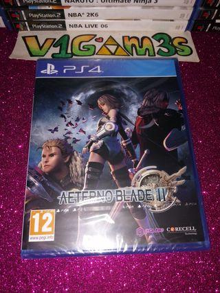 Aeterno Blade II ps4 PlayStation 4