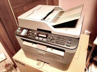 Impresora multifuncion láser monocromo