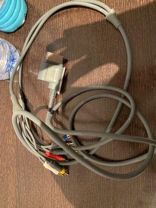 Cable vídeo componente xbox 360