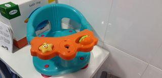 Asiento de baño