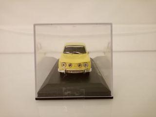 Renault 8 Ts (1968) escala 1/43