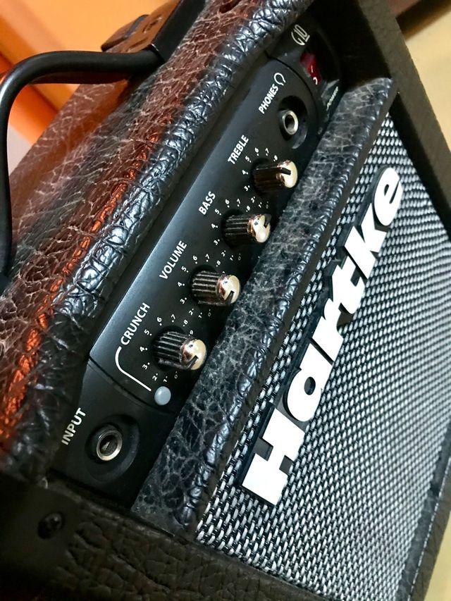 Guitarra Eléctrica Epiphone Les Paul+Ampli+Funda