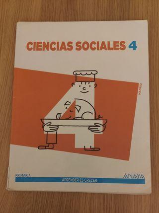 Libro ciencias sociales