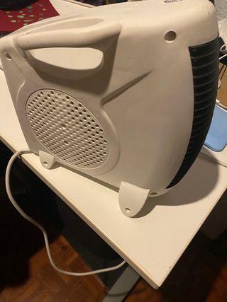 Calefactor y aire frío