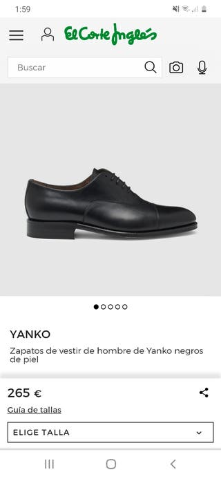 Zapatos Hombre Marca Yanko