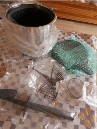 Vaso NUEVO completo Thermomix TM5