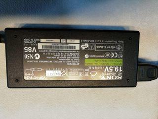 adaptador original portátil Sony vaio