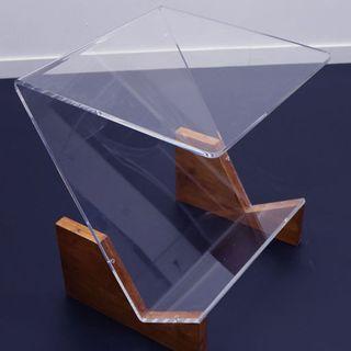 Mesa de Metacrilato Modelo ZETA