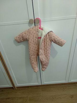 Traje buzo bebé