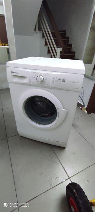 lavadora Balay de 7 kilos