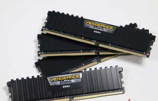 RAM Corsair vengeance LPX 32GB