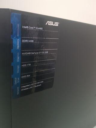 torre de ordenador Asus