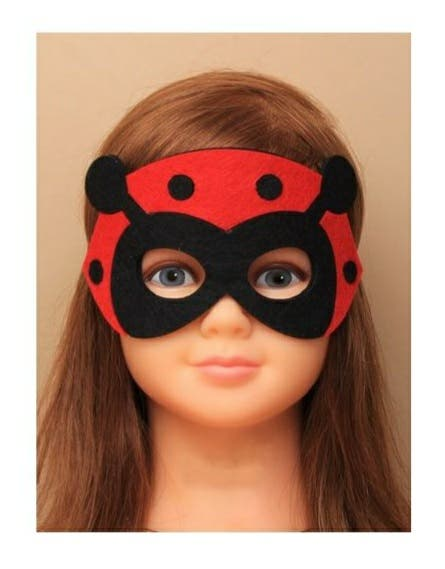 children's ladybird dress up set