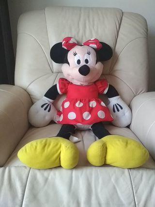 Peluche grande Minnie Mouse