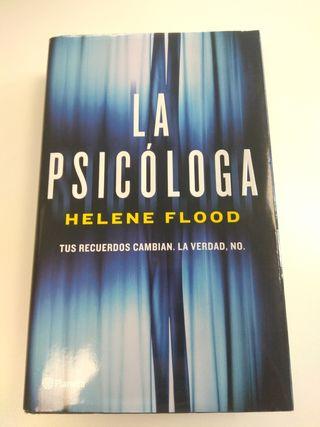 La psicóloga (tapa dura) - Helen Flood